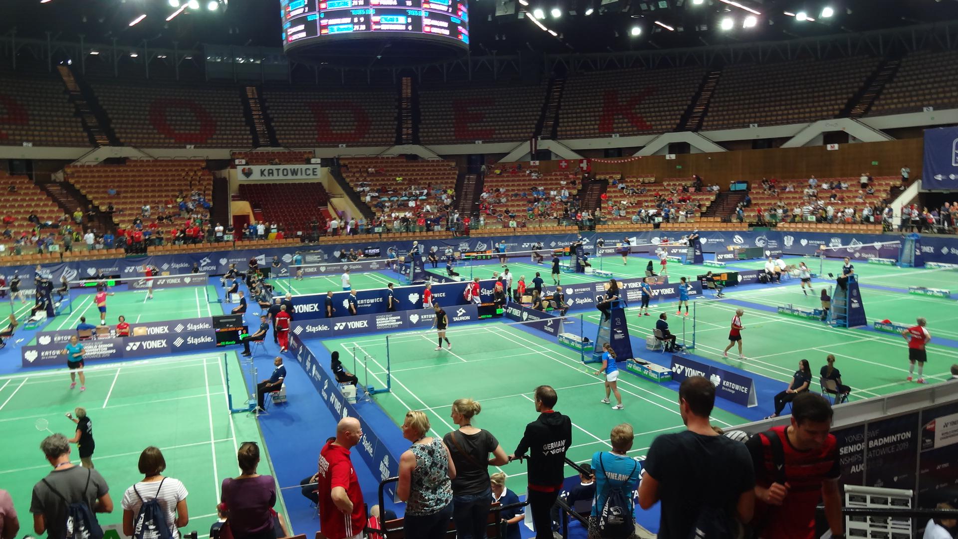 Spodek Arena, Katowice